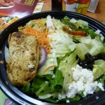 A Pollo Salad