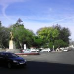 Another view of Plaza de la Independencia.