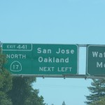 Do you know the way to San Jose? I do.