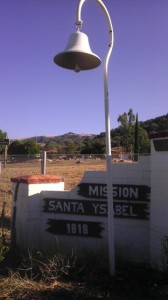 The official title was Asistencia Santa Ysabel, but it had one of the highest conversion rates of all the California Catholic churches in it's day.