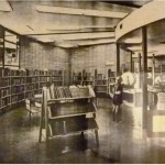 The children's section of Marcy Branch Library 1959.**