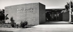 Marcy Branch Library, 1959*