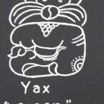 Yax is the symbol for green.