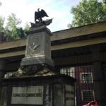 The tomb of Ignacio Comonfort