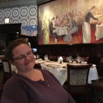 Delmonico's was the first restaurant in America to allow women come by themeselves.