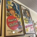 Some Rex Allen posters.